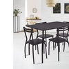 Costway 5 Piece Dining Set Table And 4 Chairs Home Kitchen Room