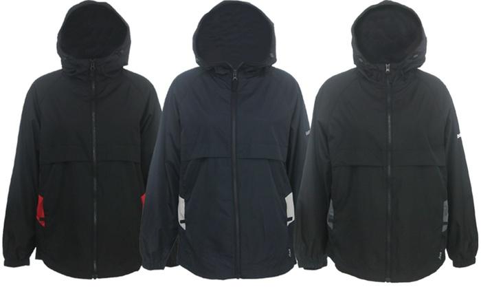 2592e9cec Reebok Women s Express II Water-Resistant Wind Jacket