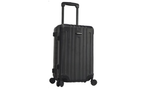 "21"" ""Seattle"" Aluminum Frame TSA Lock 8-Wheel Carry-On Luggage"