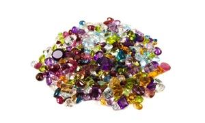 25 - 200 Ctw Assorted Loose Genuine Gemstones
