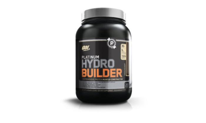 Platinum Hydrobuilder Protein Shake