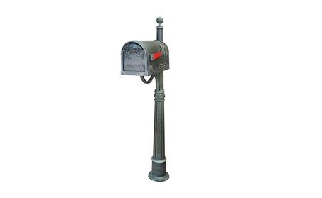 Ashland SPK-600-CP Ashland Decorative Mailbox Post-Copper