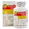 Health Plus Colon Cleanse MAX Probiotic Fiber - 500 mg - 60 Capsules