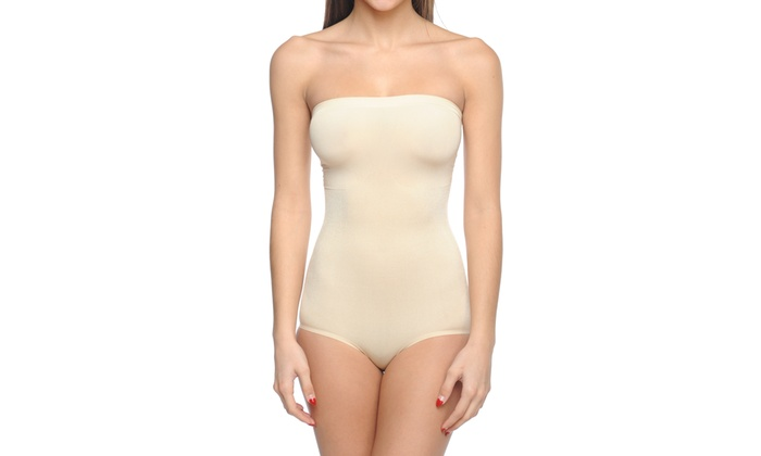 6c54d76b40e Body Beautiful Seamless and Strapless Body Shapers