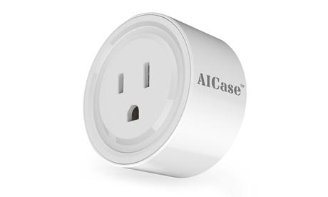 Smart WiFi US Plug Socket works with Amazon Alexa (1,2, 4, 8-12 Pack) photo