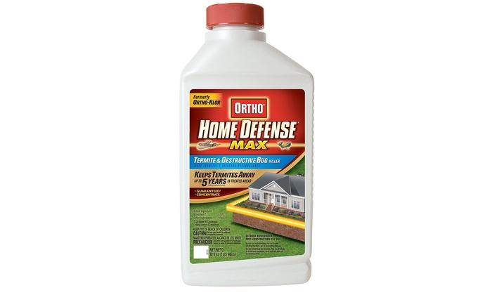 Ortho 0194260 32 Oz Home Defense Max Termite Destructive Bug Killer Groupon