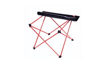 Super Folding Foldable Camping Outdoor Table Desk Ultra-light Portable e875b50e-0612-4484-b6b0-23c17b889fc4