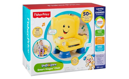 Fisher Price Laugh & Learn® Smart Stages™ Chair BFK51 5a1f5558-656b-4f01-bdd3-b941b72720de