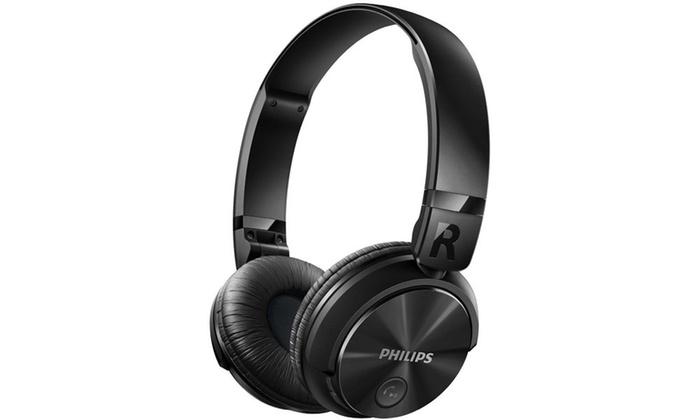 Wireless Bluetooth Headphones Groupon
