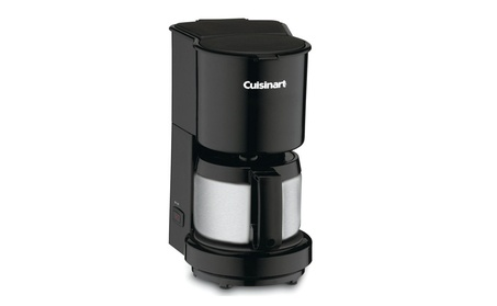 Cuisinart DCC-450BK 4-Cup Coffeemaker with Stainless-Steel Carafe 6867fc67-812d-4bc0-b889-287da86bac7f