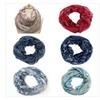 Women's Lightweight Paisley Print Soft Infinity Scarves