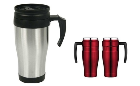High Quality Hot & Cold Stainless Stell Travel Mug b5021bee-daf2-4680-bb62-75ac1568abf8