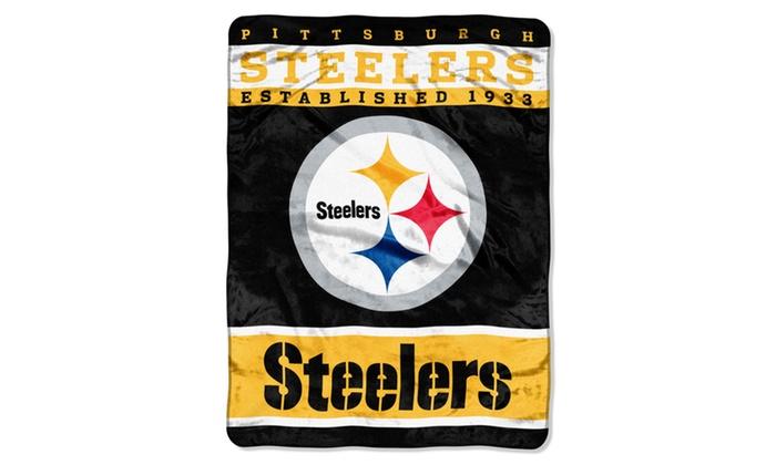 NFL 806 Steelers 12TH Man Raschel