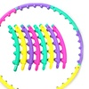 New  Magnetic Therapy Massage Hula Hoop Slim Diet Abdominal