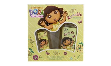 Dora The Explorer 2PCS Eau De Toilette Gift Set