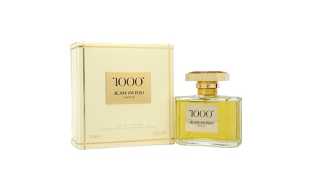 Jean Patou 1000 by Jean Patou for Women - 2.5 oz EDP Spray 259d98bb-0e1f-4656-ba17-d74692201a8c