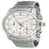Everest Stainless Steel Chronograph Men's Watch Silver Tone ES3003721