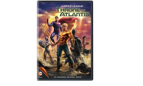 Justice League: Throne of Atlantis (DVD) a3b8a945-202b-44c5-9677-dff059147285