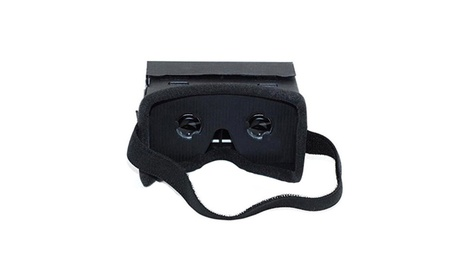 Cardboard 3D VR Virtual Reality Headset 0950085c-eca6-49c5-8d2f-e9210c2db18d