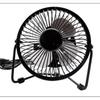 Portable Mini Desk Fan Cooling Fan USB Powered Computer Fan Black