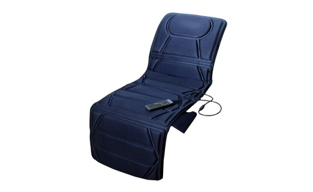 Carepeutic Targeted Zone Deluxe Vibration Massage Mat with Heat Therap 58d7d05a-e6df-45a5-97ff-8b9405c0a3b5