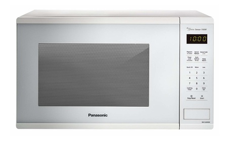 Panasonic Consumer NN-SU656W 1.3cu. ft. Countertop Microwave Oven photo