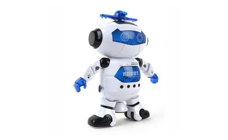 Electronic Walking Dancing Robot Astronaut Kids Music Light Toys 51688ee6-8ad8-42b3-afe1-b106e6d66b10
