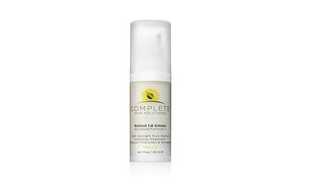 COMPLETE Skin Solutions Retinol 1.0 Creme Advanced Formula (1 oz)