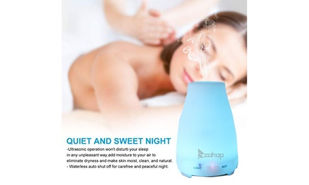 7Color LED 200ML Ultrasonic Essential Oil Aroma Diffuser and Humidifier w/Remote Was: $25.00 Now: $11.99