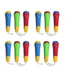 """Windy City Novelties Echo Play Microphone Toy for Kids 10"""" - 12 Pack"""