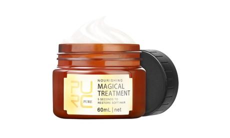 PURC Magical Hair Treatment Mask Molecular Hair Roots Treatment Hair Conditioner