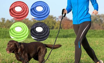 Heavy Duty Dog Leash Reflective Dog Leashes for Medium Large Dogs