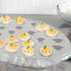 Cold Deviled Egg and Appetizer Tray by Classic Cuisine