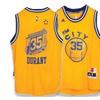 Adidas Golden St. Warriors Kevin Durant Swingman replica Jersey (Large