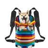 Front Chest Backpack For Pet Outdoor