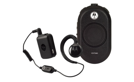 Motorola CLP1060 Two-Way Radio With Bluetooth aebcbebe-f5f6-4420-95f8-53d92920ca46