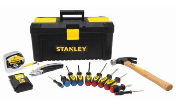 Stanley Storage Tool Set with 16  Tool Box (63-Piece Set)  sc 1 st  Groupon & Stanley Storage Tool Set with 16