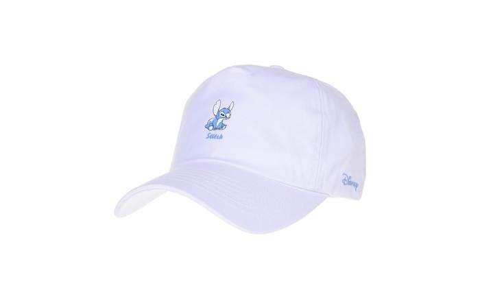 hot sale online 498c4 15a1a WITHMOONS Disney Ball Cap Lilo and Stitch The Cutest Alien Hat CR1308