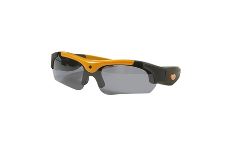 POV PRO25 HD action video camera sunglasses w/ stereo audio recording 80c6ec70-e7a5-47a9-bb34-63a6d626dc08