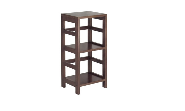 Winsome Wood Shelf Espresso