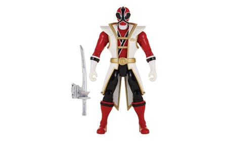 "Power Rangers Super Megaforce - 5"" Super Samurai Red Ranger Action. 1c867e59-afd4-4f96-a040-ed649e1edbb3"