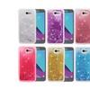 Liquid Glitter Gel Case & Glass Protector Samsung J3 Prime/Emerge