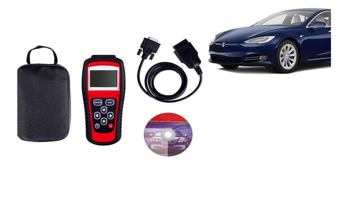 Up To 51% Off on New EOBD OBD2 OBDII Car Diagn    | Groupon
