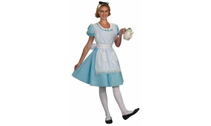 Alice Costume – Adult Standard