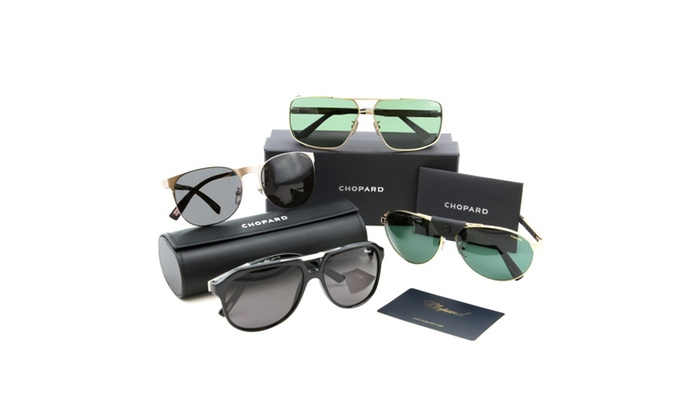19b804c8df Chopard Racing Polarized Sunglasses For Men Made In Italy
