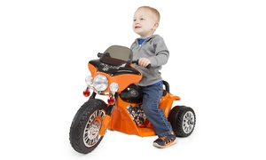 Closeout: Kids 3-Wheel Mini Motorcycle Trike