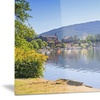 Lake Titisee Black Forest Germany Photo Metal Wall Art 28x12