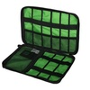 Travel Electronics USB Cable Charger Drive Case Organize Storage Bag