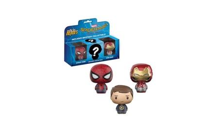 Funko Pint Size Heroes: Spider-Man Homecoming 3-PACK Vinyl Figures 701bd065-6d5b-4d95-a4c7-b42de99c71bd