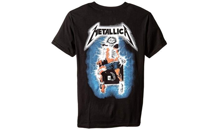7b8d497d770a Up To 44% Off on Bravado Men s Metallica Ride ...